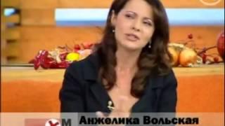"""Анжелика Вольская. О себе, о героине сериала """"Две судьбы"""" и о своем рецепте красоты"""