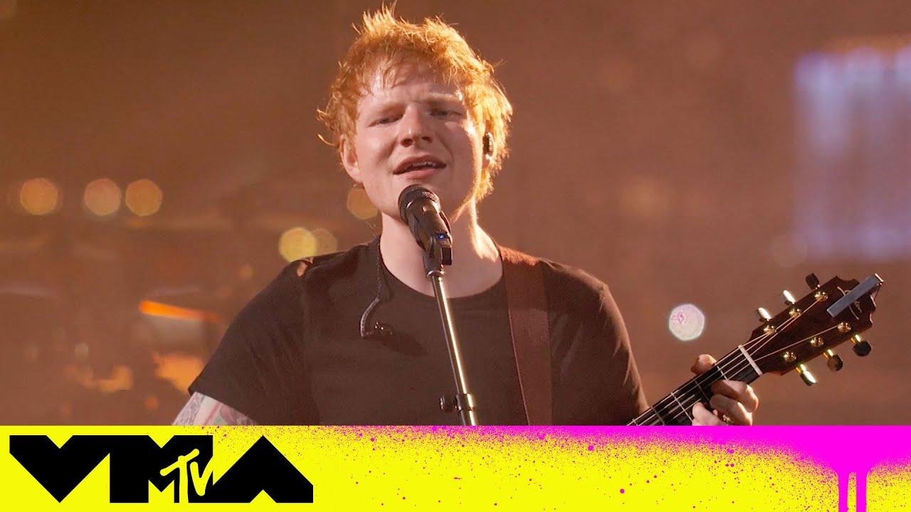 "Download Ed Sheeran Performs ""Perfect"" | 2021 Video Music Awards"