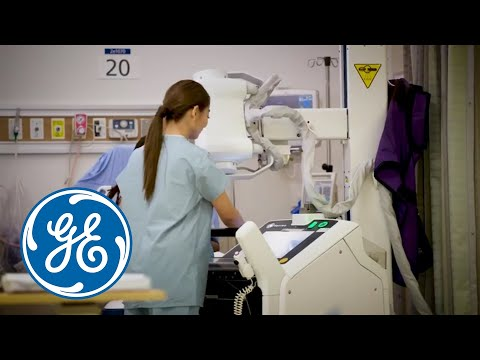 X-ray Quality Application Testimonial Humber River Hospital  - Radiology Department | GE Healthcare