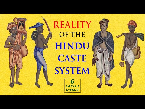 Reality of Indian Caste System : EXPLAINED!! (Hindi)