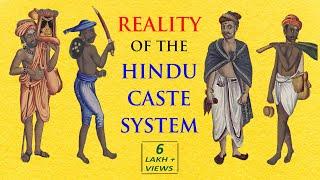 Reality of Indian Caste System : EXPLAINED!! (Hindi) | Indian Treasury of Wisdom