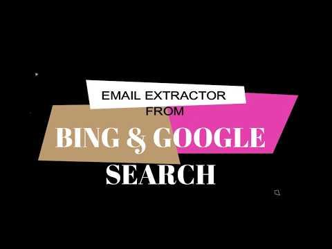 Email Linkedin Extractor – Estrattoredati com