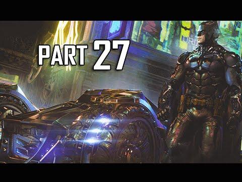 Batman Arkham Knight Walkthrough Part 27 - Death by Design ...