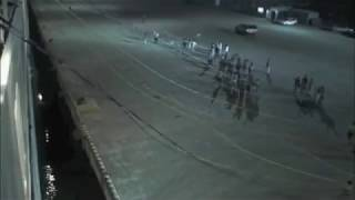 ①富山県伏木港から出航 金子浩久『ユーラシア横断1万5000キロ』