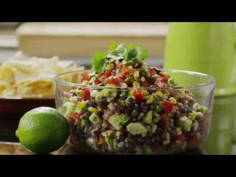 How To Make Corn And Black Bean Corn Salsa | Corn Recipes | Allrecipes.com