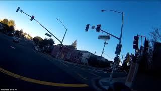 Cycling Around Town:  Hayward, CA. 12/22/2018