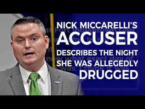 PA State Rep.'s sexual assault accuser describes the night she was drugged : Nick Miccarelli