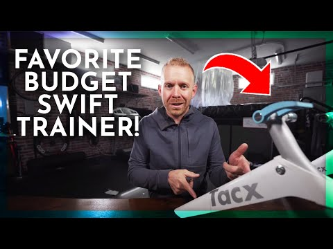 Tacx Flow Smart Trainer Unboxing Building Ride Review Youtube
