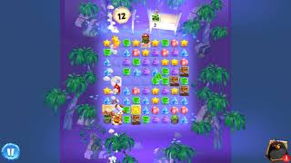 Angry Birds Match. Level 104. Nivel 104. No Boosters. Gameplay, Android