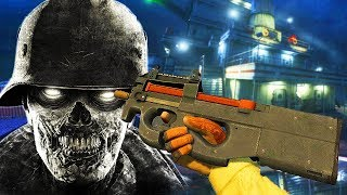 COD 4 CARGO SHIP ZOMBIES + FLAWLESS STREAK! (Call of Duty Black Ops 3 Custom Zombies)