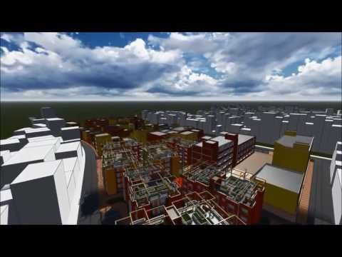 Urban Upgrading Slum Area Alexandria Egypt