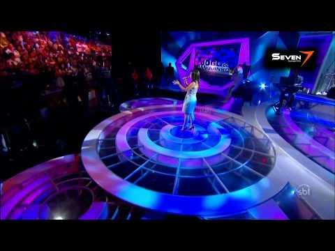 Aleluia (Hallelujah) - Gabriela Rocha no Programa Raul Gil - Full HD