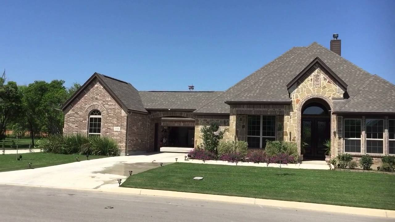 Wall Homes San Antonio potranco ranch montgomery - youtube