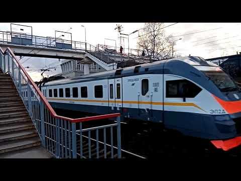 Платформа Красный Строитель, станция МЦД-2