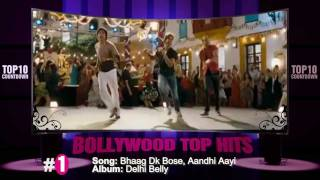 June 24, 2011 Bollywood Top Hits - Top 10 Countdown Of Hindi Music Weekly Show - HD 720p