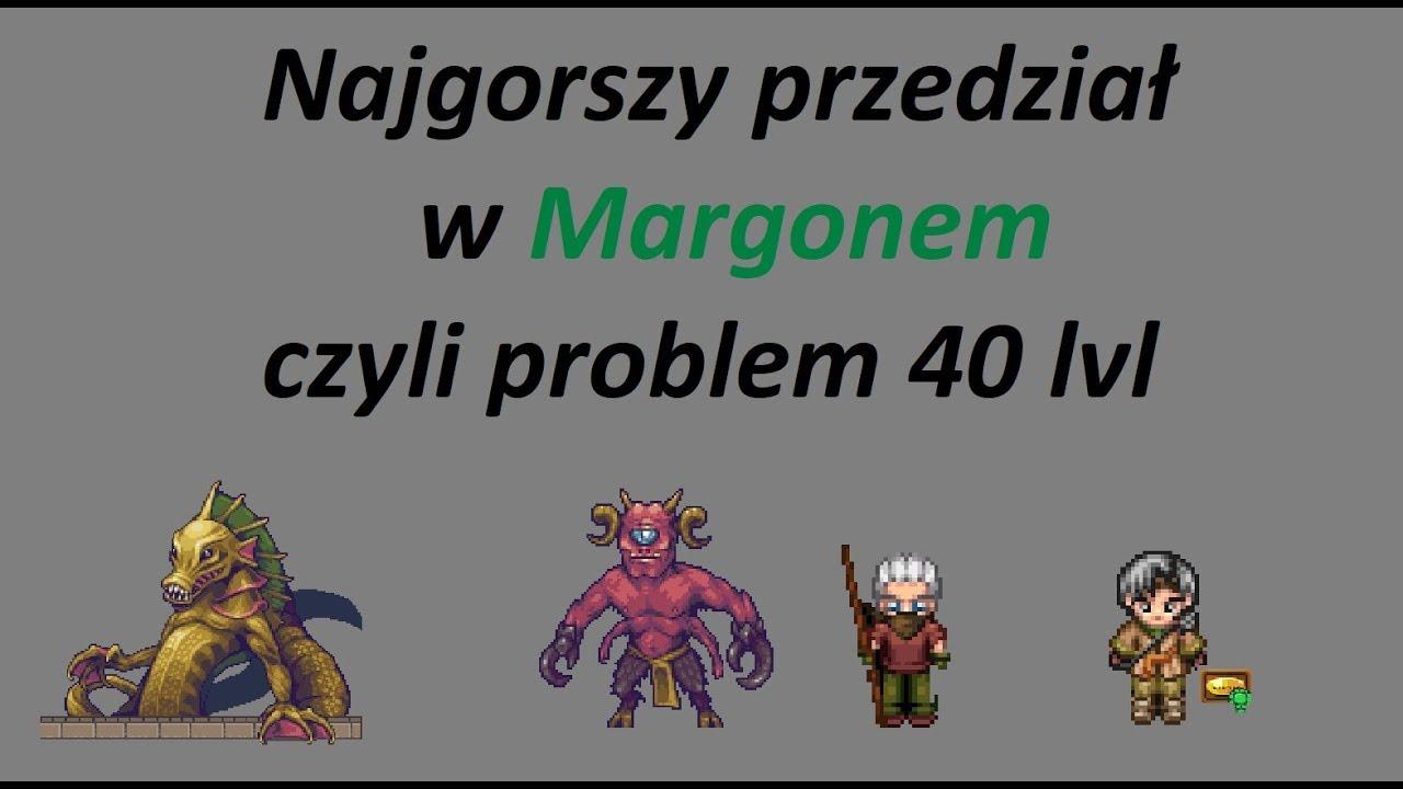 Najgorszy przedział(40) w Margonem i czemu na nim gram?!