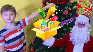 ВЛОГ Развлекательный Центр для детей - ПОДАРОК для Игорька и Арины Видео для детей