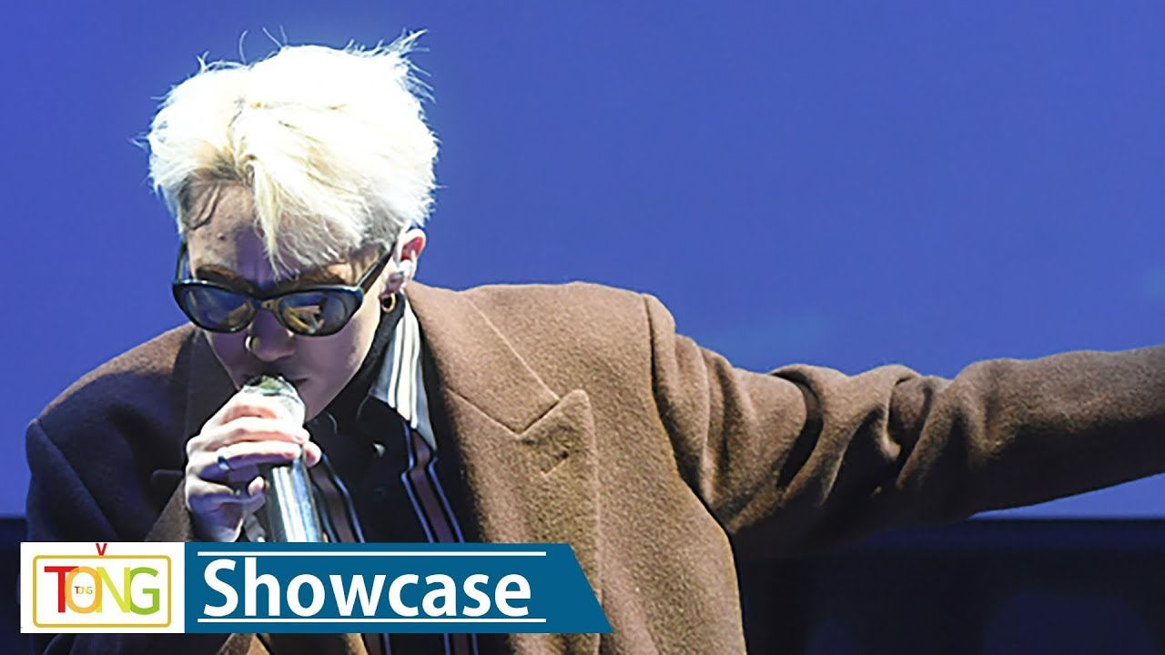 Zion.T(자이언티) 'SNOW'(눈) Showcase Stage (쇼케이스, 이문세)