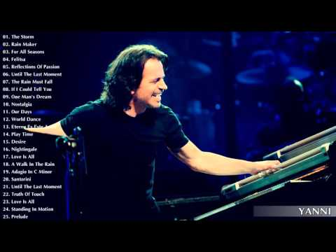 Yanni Greatest Hits | The Best Of Yanni | Best Instrument Music