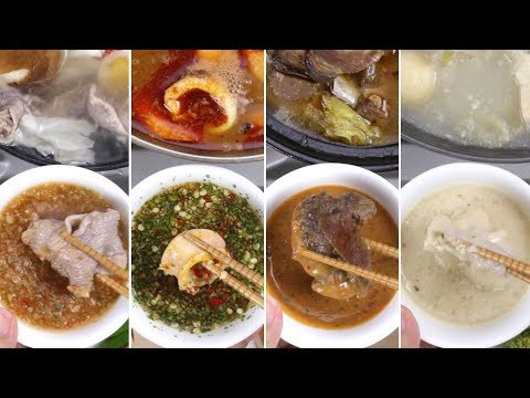 【1mintips】Kick Off Hot Pot Season With These 4 Dipping Sauces!