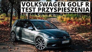 Volkswagen Golf R 2.0 TSI 310 KM (AT) - acceleration 0-100 km/h