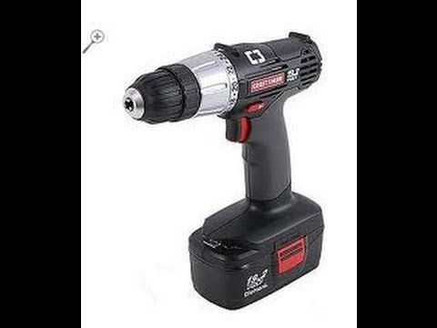 Craftsman Tools 19 2 V Cordless Drill Review