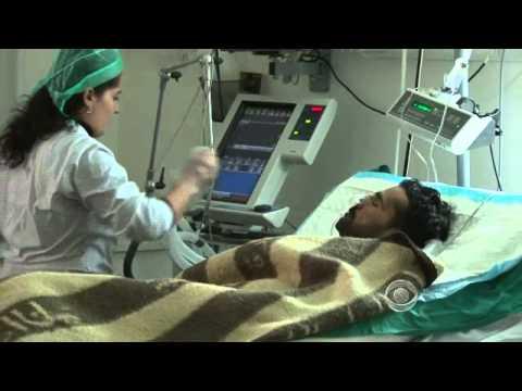 Inside Damascus Military Hospital