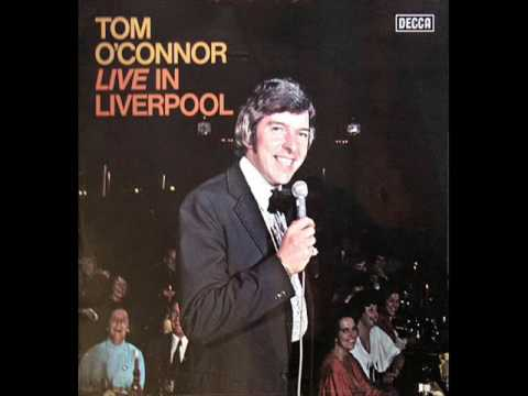 Tom O'Connor - Live In Liverpool (Russell's, 1975)