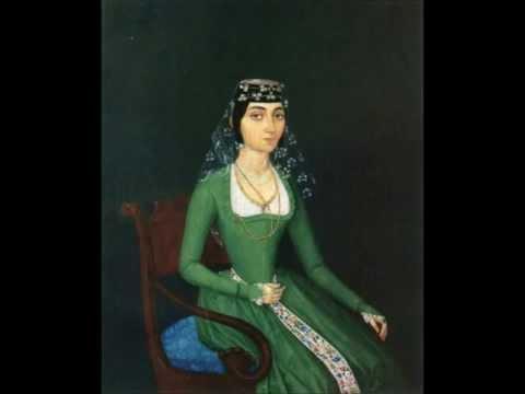 Шара Талян  Саят Нова Shara Talyan Sayat Nova Armenian Song