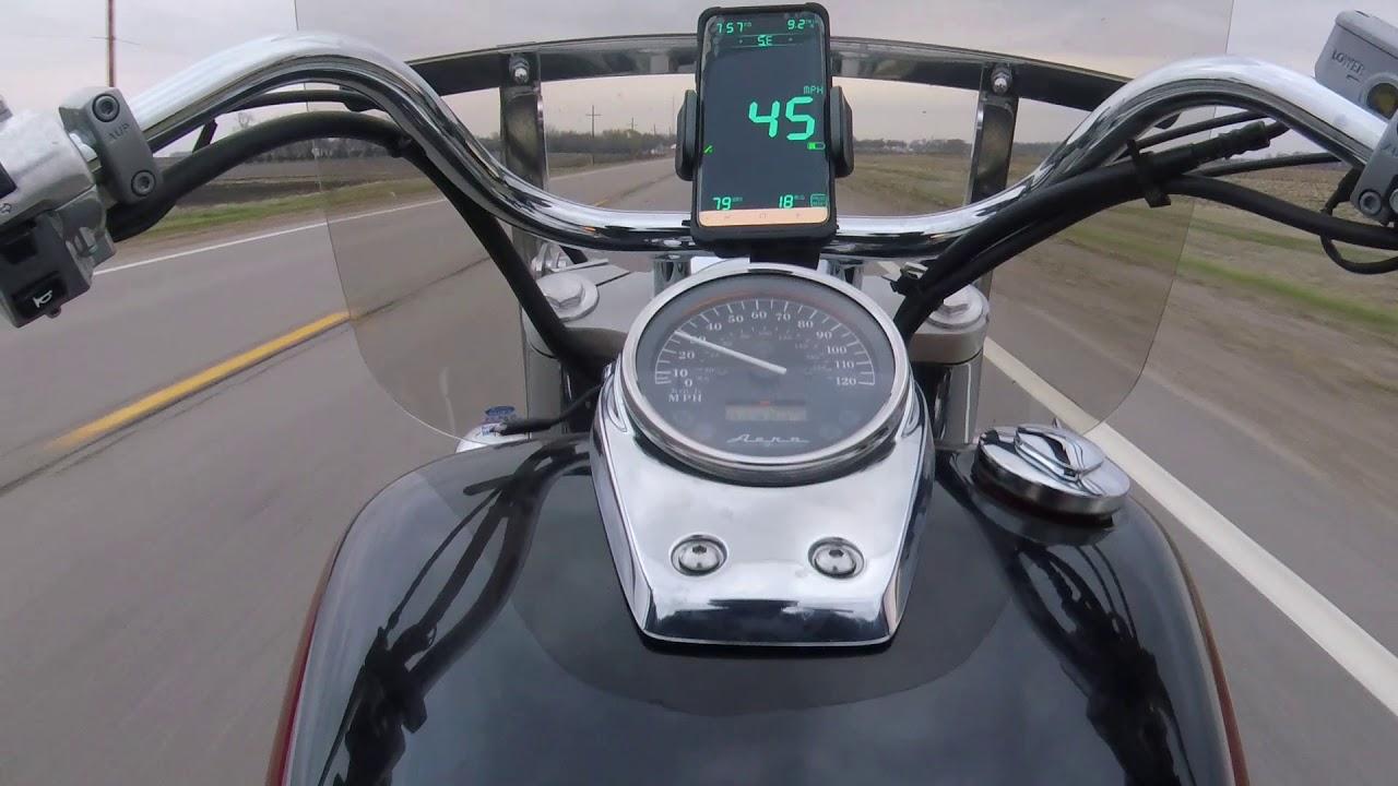 small resolution of 05 honda shadow speedometer problem
