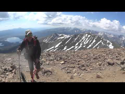 Trevor Thomas, Blind Hiker: CT Overview