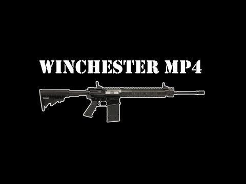 Winchester MP4 CO2 Rifle