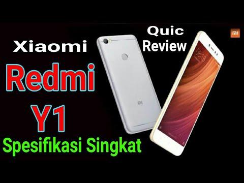 Xiaomi Redmi Note 5A / Y1 Spesifikasi Singkat