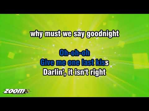 bobby-vee---one-last-kiss---karaoke-version-from-zoom-karaoke