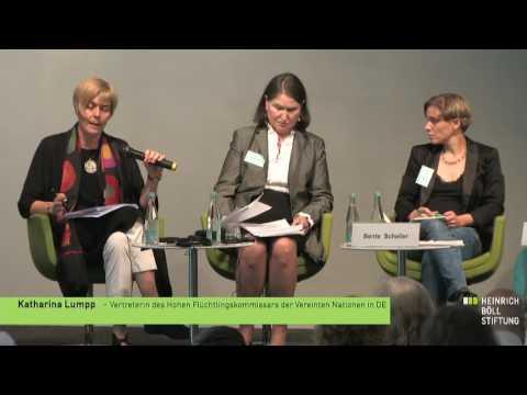Grenzerfahrung - Podium: Kosmopolitismus, Völkerrecht und nationale Interessen