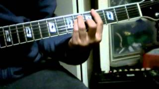 guitar cover Fountains Of Wayne - Utopia Parkway