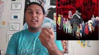 Mirai Nikki Anime Review