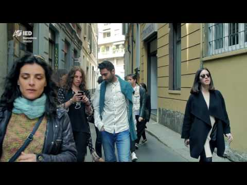Design Trip Milano | Master in Fashion Management | IED Barcelona