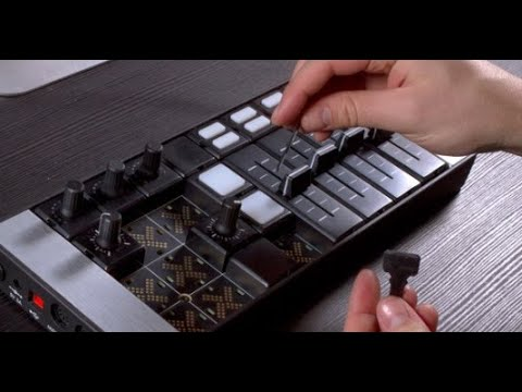 """Special Waves Mine S - """"The World's Most Versatile Modular Midi Controller"""""""