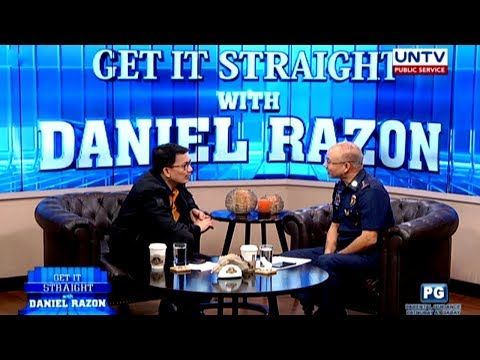 NCRPO chief Oscar Albayalde on Mandaluyong shooting, police-related issues