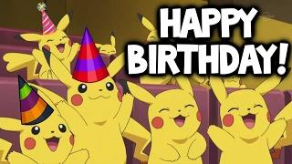 NEW PIKACHU EVENT IN POKEMON GO! ★ POKEMON 21ST BIRTHDAY CELEBRATION! ★ SPECIAL PARTY HAT PIKACHU!