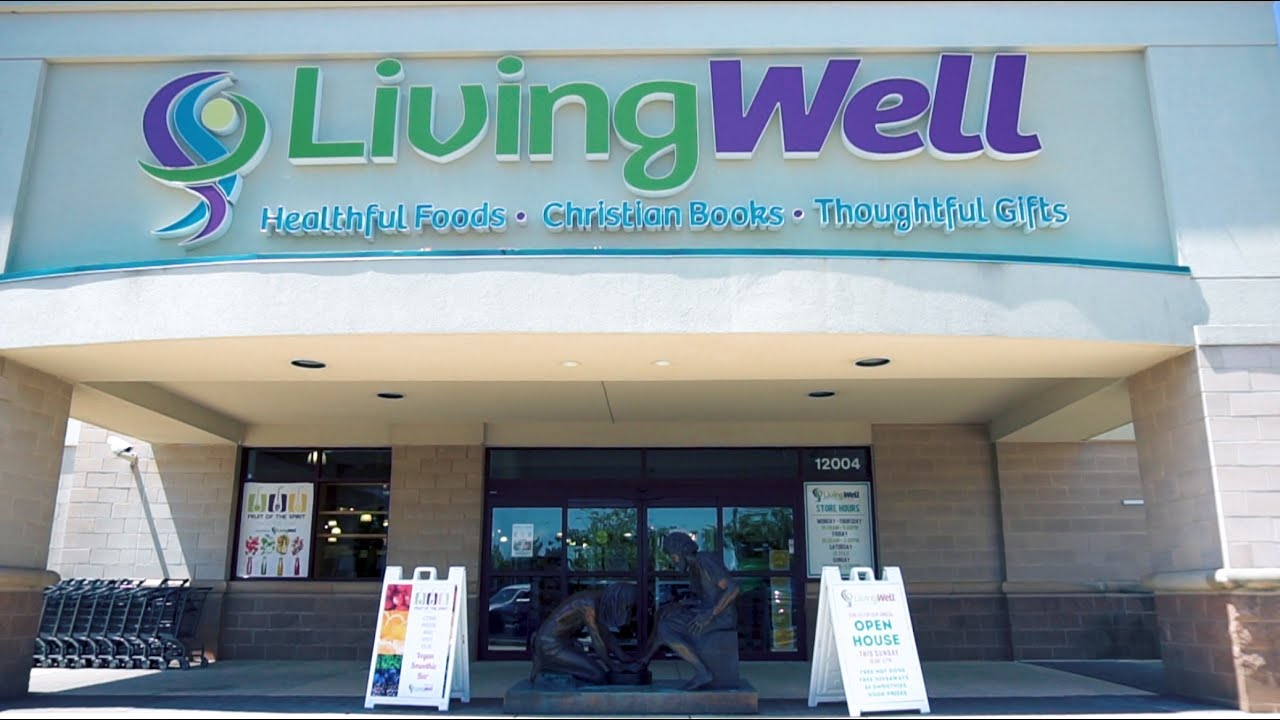 ENG   LivingWell   Your Community Store For Better Living