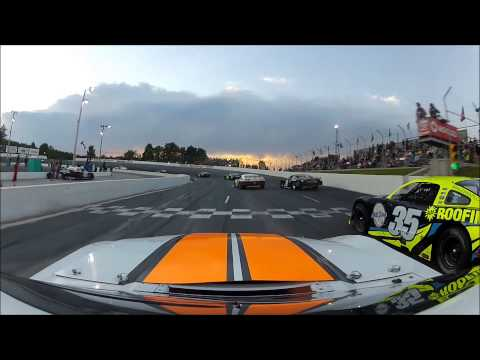 2013-06-16 Sunset Speedway 75-lap Late Model Invitational Stompin