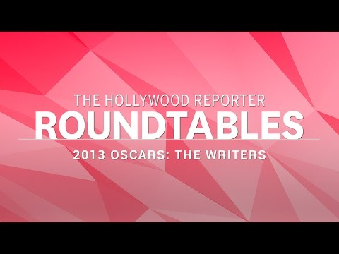 Judd Apatow, John Krasinski and more Writers on THR's Roundtable | Oscars 2013