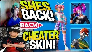 Streamers React To *LACE* & *CHROMIUM* Skİns Back In The Shop! | SCOPED SKIN