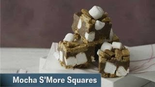 Desserts in a Snap Mocha S'more Squares Thumbnail