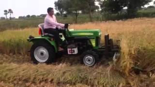 Mini Tractor Mount Reaper - SRI SELVAKUMARAN INDUSTRIES ERODE - 9444434118