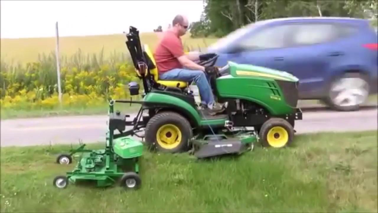 My Homemade ditch mower