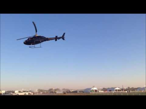 Circuit of the Americas 2012 - Helipad Operations