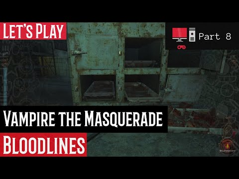 The best painkiller - Let's Play Vampire: The Masquerade - Bloodlines #2 from YouTube · Duration:  29 minutes 37 seconds